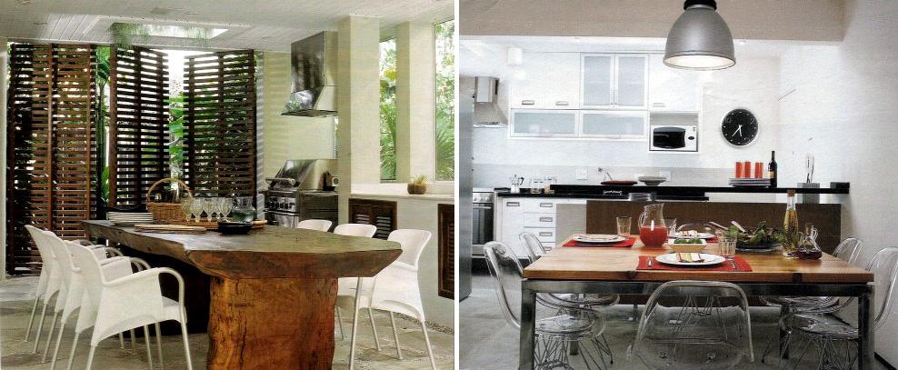 Como decorar uma cozinha externa 7