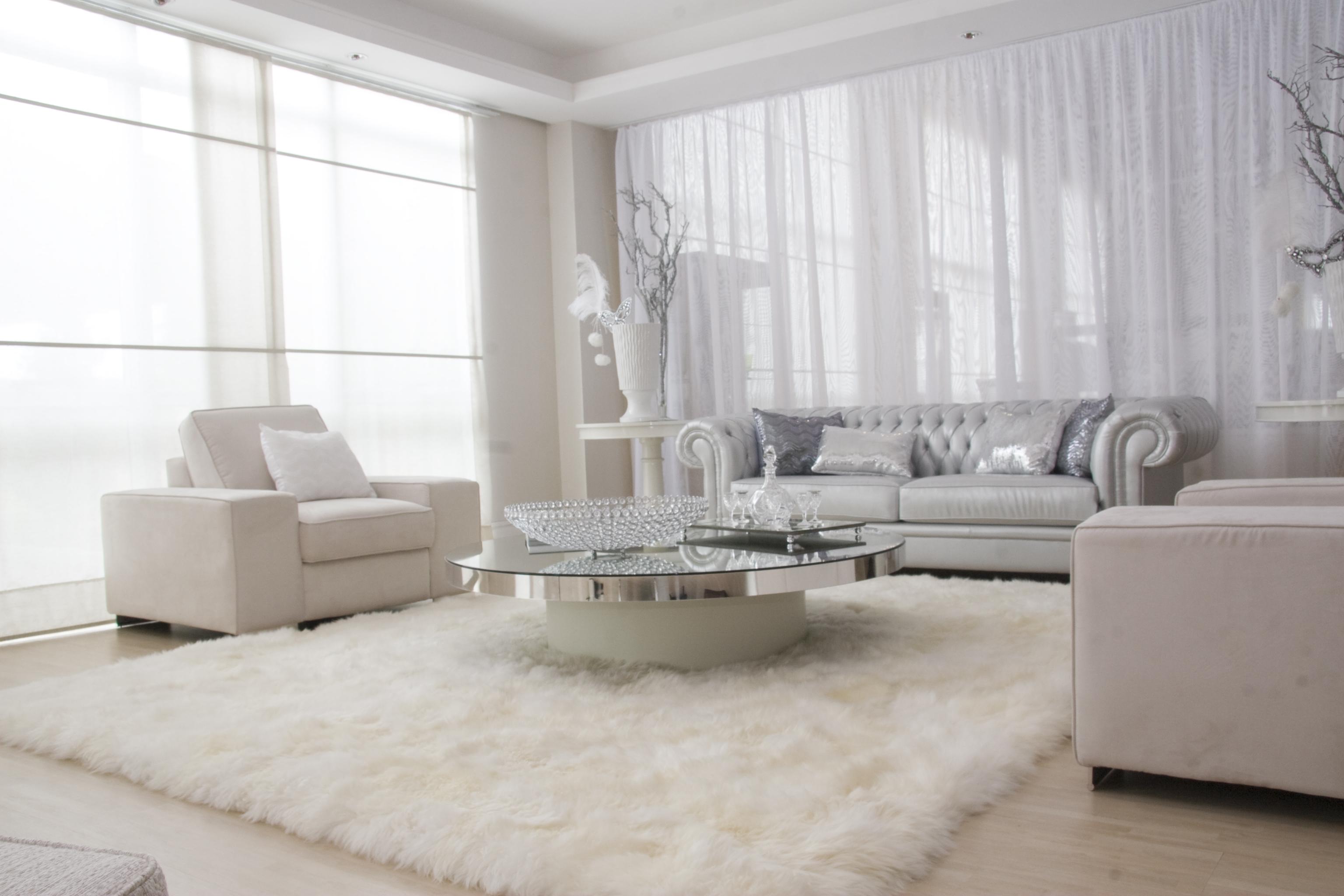 decoração com tapete 8