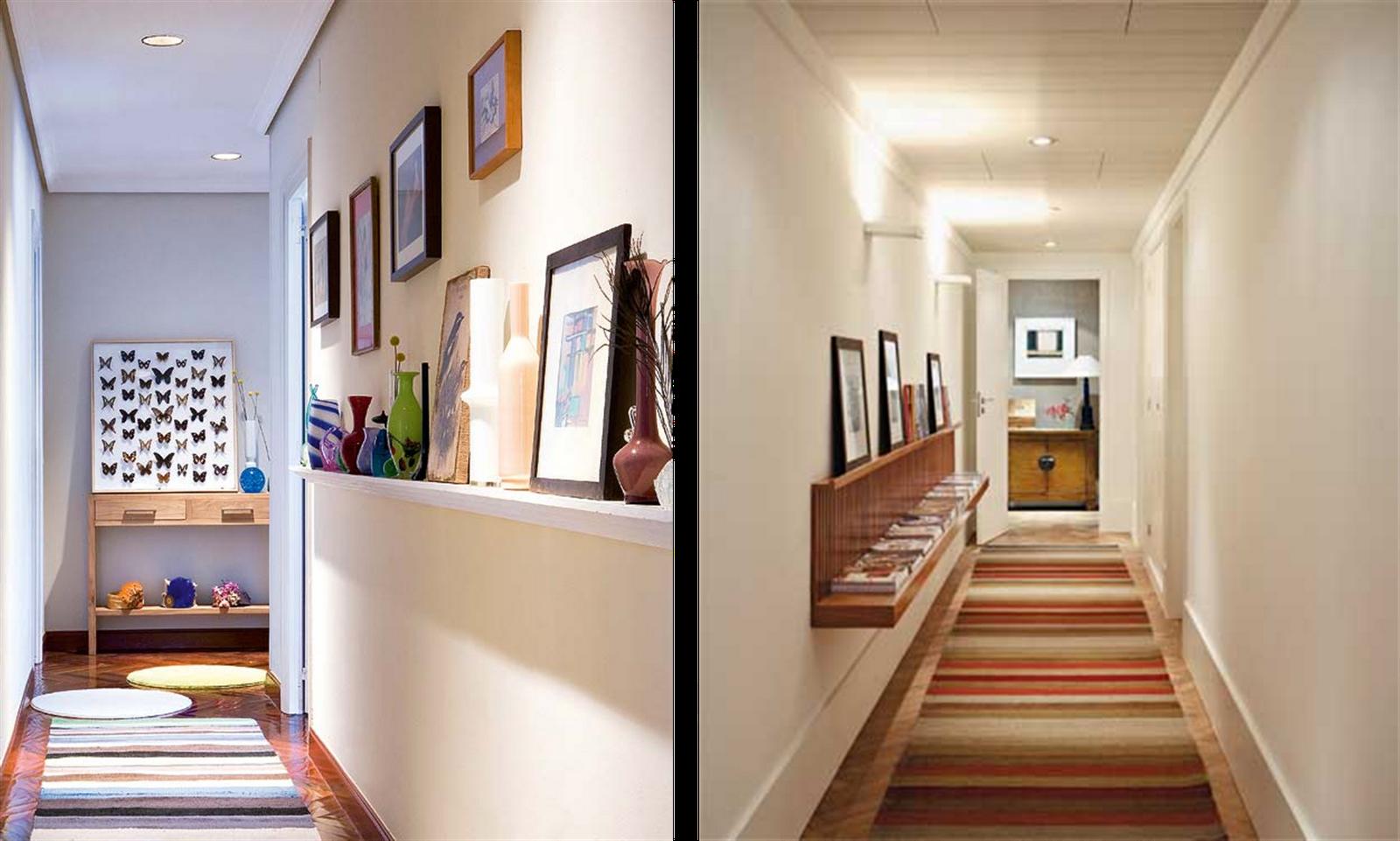 Como decorar o corredor 9