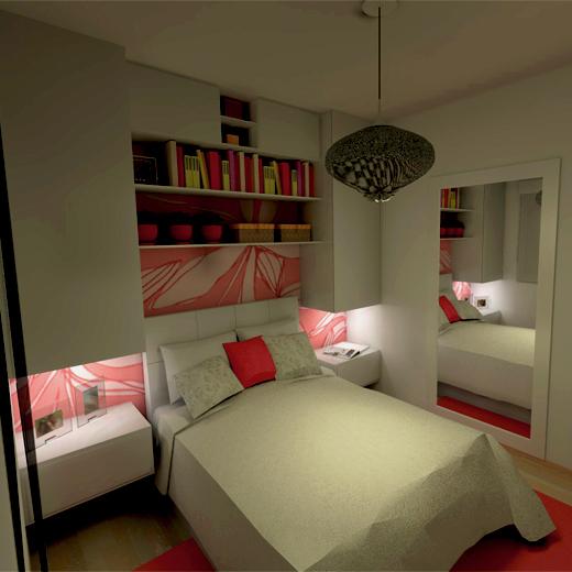 decorar um quarto pequeno 2