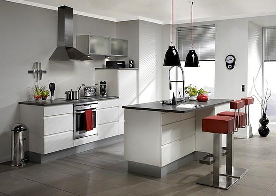 Cozinha decorada 3