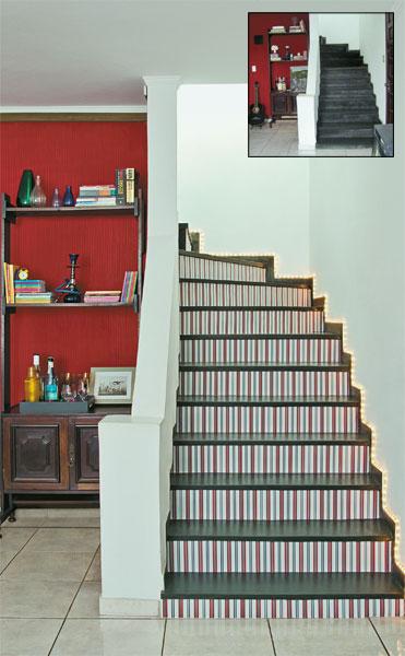 Revestimentos para escadas 3
