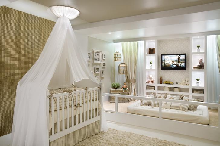 Quarto de casal com quarto de bebê 5