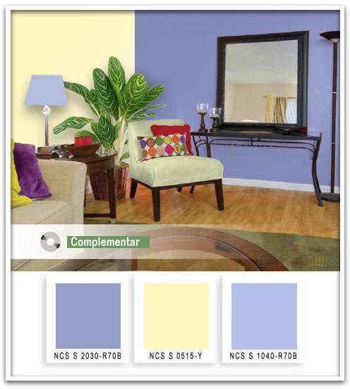 Paleta de cores na decoração 5