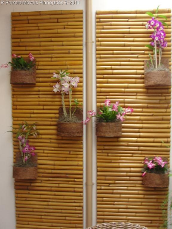 Jardim e horta vertical 5
