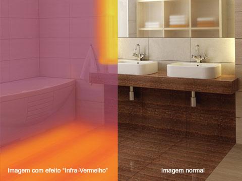 Piso aquecido para banheiro 6