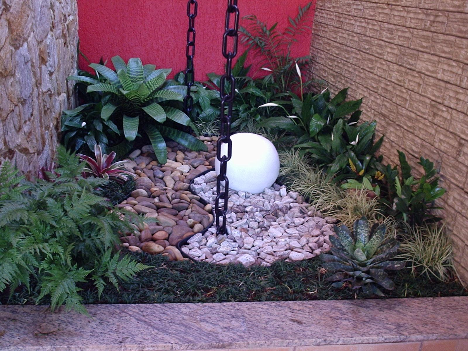 Modelos de jardim de Inverno 7