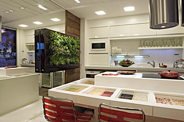 Cozinha decorada 8