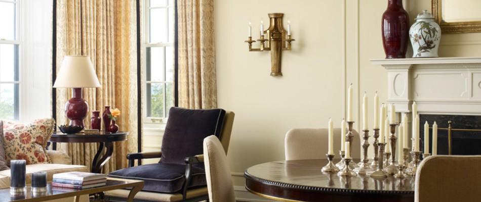 Castiçais e candelabros na decoração