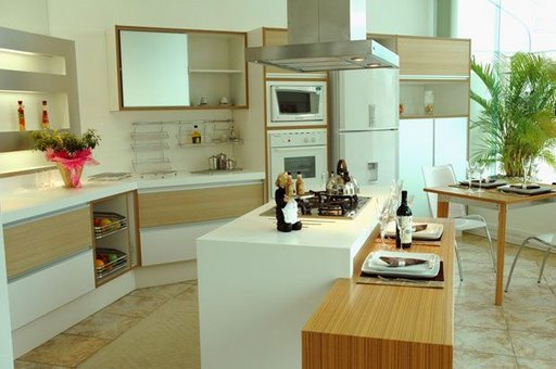 Cozinhas com ilhas 5