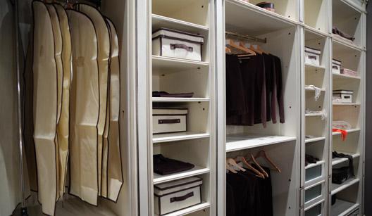 Como organizar o armário 9