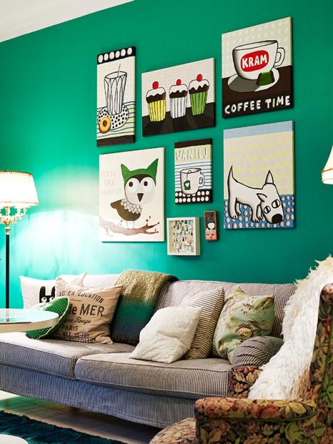 Verde na decoração 2