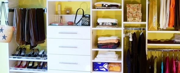 Como organizar o armário 4