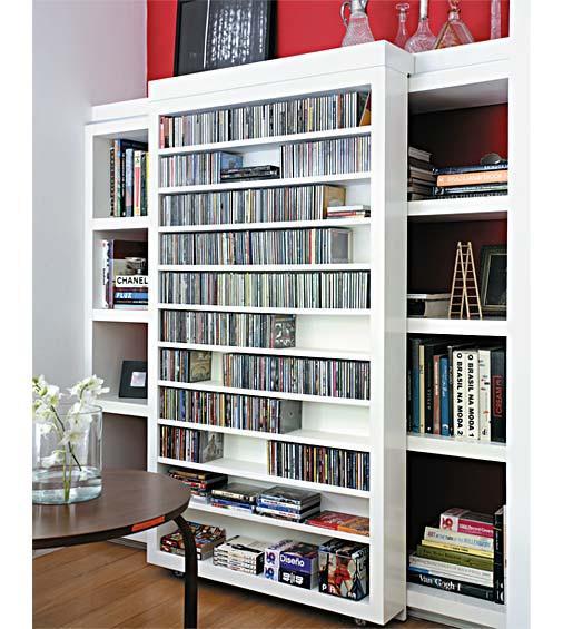 Decorar biblioteca em casa 7