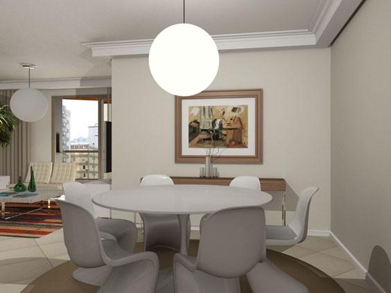 Equilibre a iluminação de casa 7