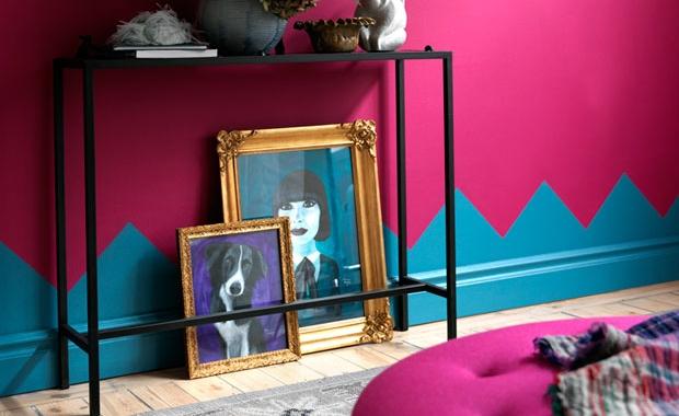 Pinturas inusitadas na parede 8