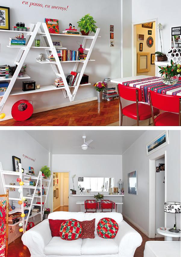 Decoração de apartamento alugado 8