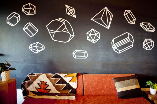 Geometria na decoração 3