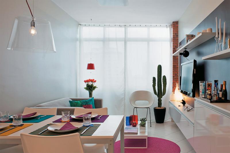 Decorar apartamento alugado 9