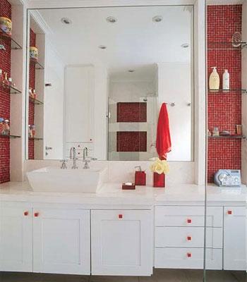 Banheiro decorado 9