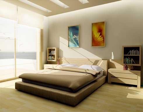 decoração de quarto simples 2