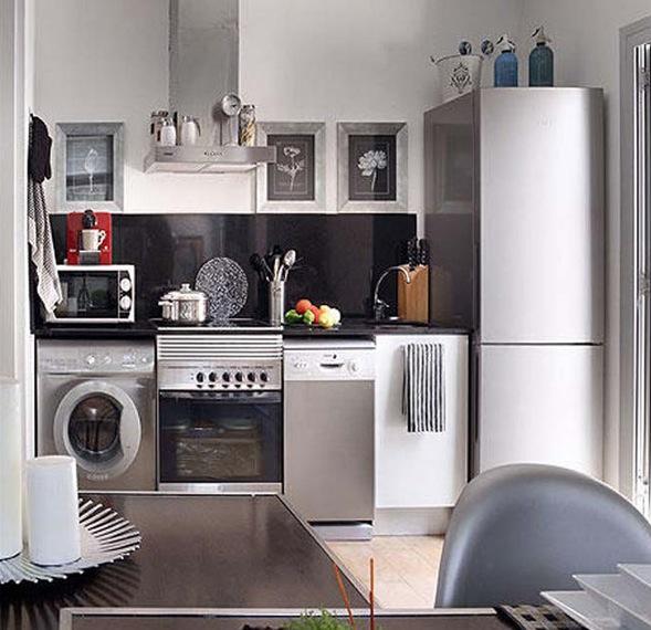 decoração de cozinha pequena 3