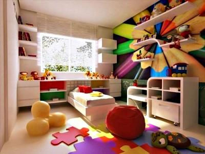 quarto das crianças 4