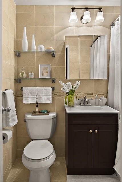 Banheiro decorado 5