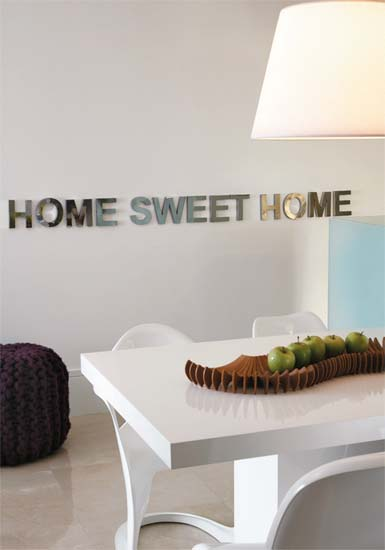 Decorar com letras 9
