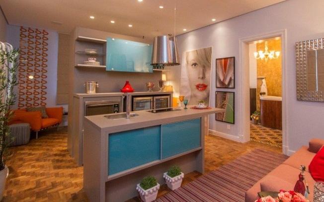 Aproveitar os espaços em casa 2