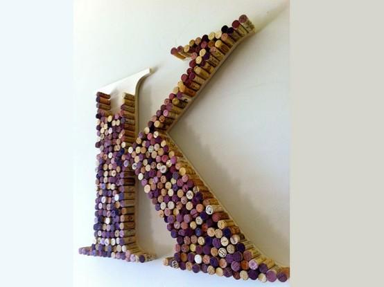 Como reutilizar rolhas na decoração 3
