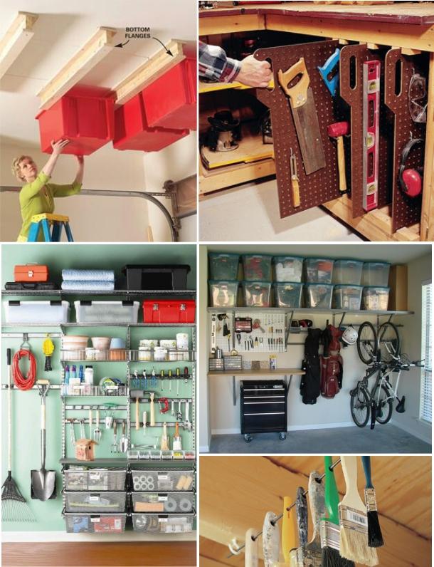 Como organizar a garagem 4