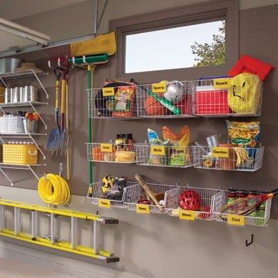 Como organizar a garagem 5