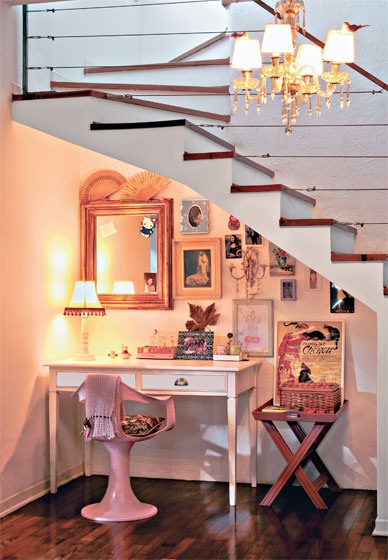Aproveitar os espaços em casa 5