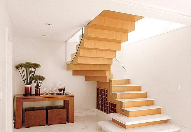 Aproveitar os espaços em casa 7