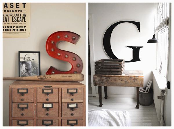 Decorar com letras 8