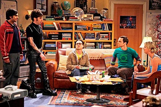 The Big Bang Theory - Decoração 9