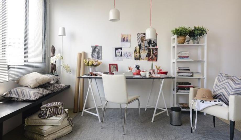 Iluminação no Home Office 9