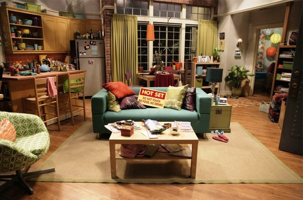 The Big Bang Theory - Decoração 3