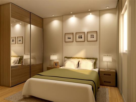 organização para quartos pequenos 3