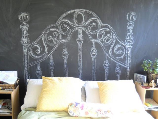 quadro negro na decoração 4