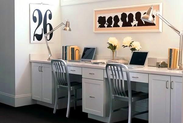 Iluminação no Home Office 5