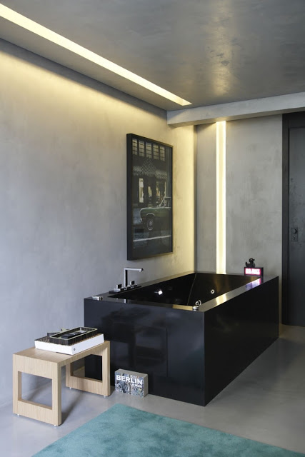 Apartamento masculino decorado 6