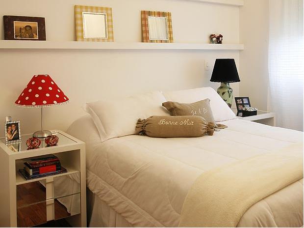 organização para quartos pequenos 6
