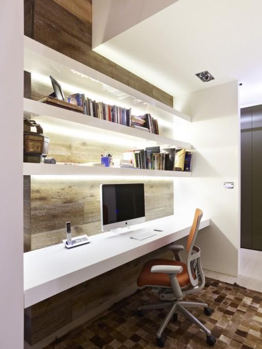 Iluminação no Home Office 6
