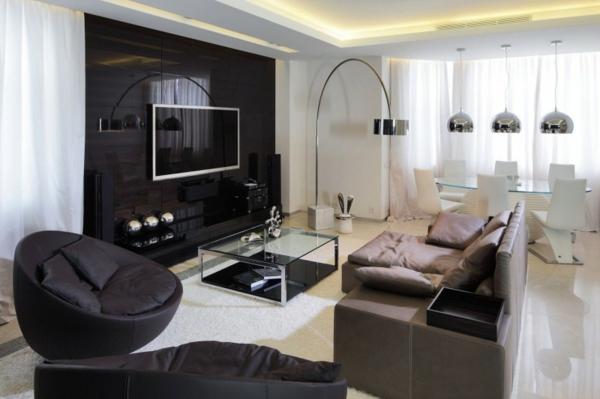 TV na decoração 7