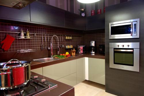 Pastilhas na cozinha 7