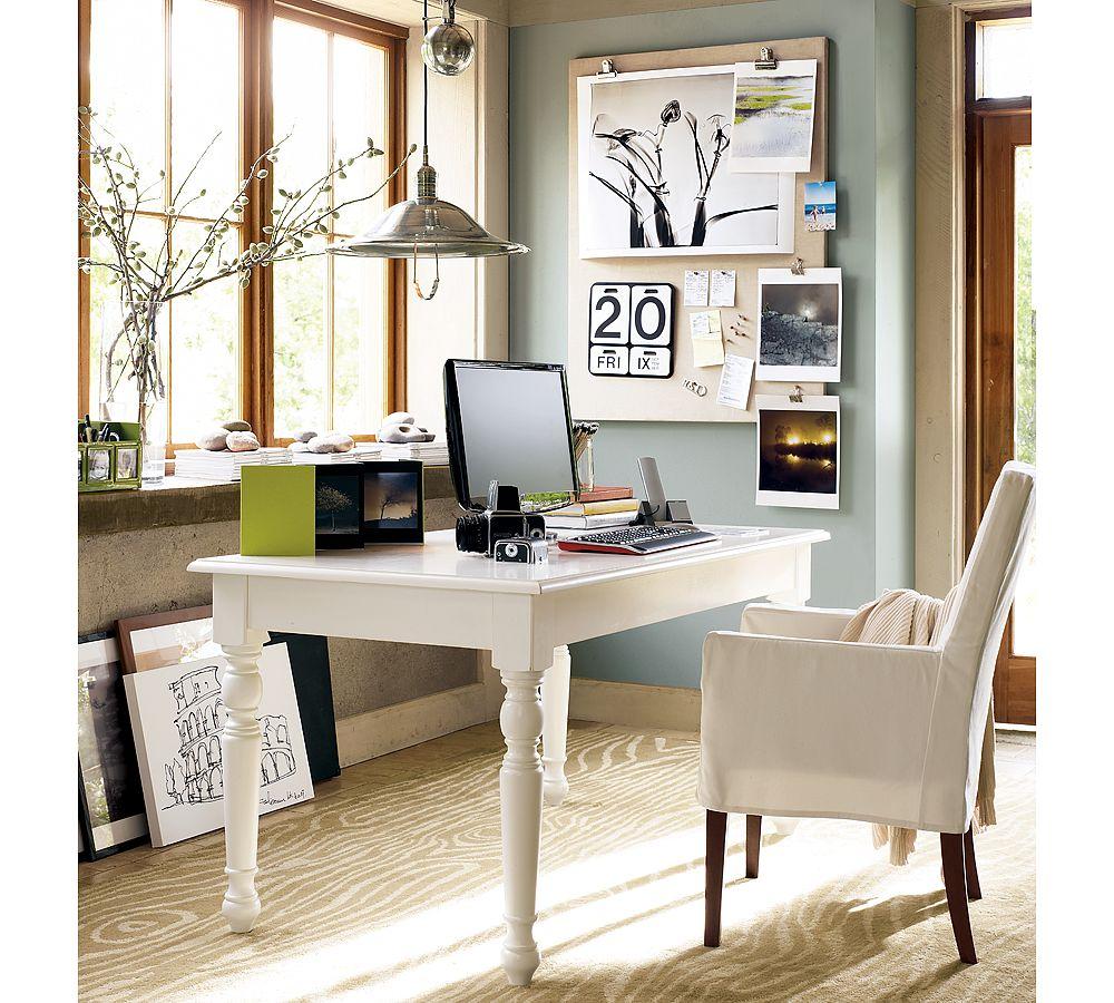 Iluminação no Home Office 7