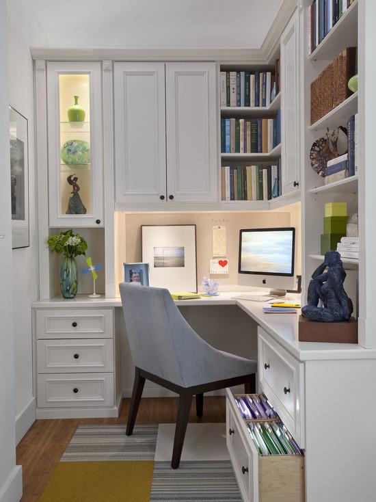 Iluminação no Home Office 8