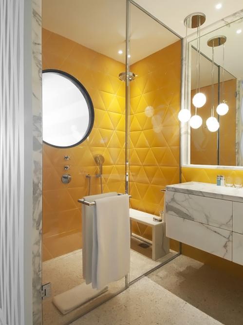 Banheiro amarelo 2